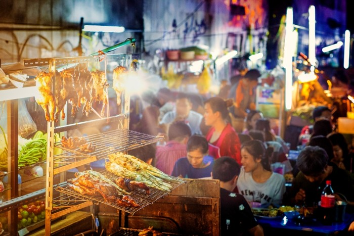 Thai Street Food, Bangkok