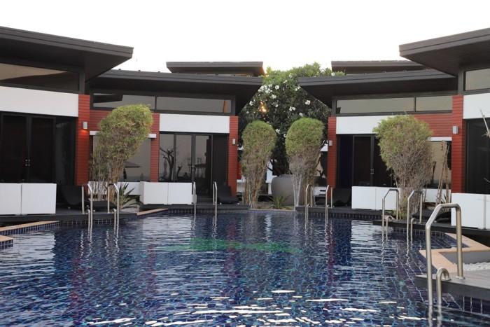 Turismo de Tailandia - Aava habitaciones a la playa