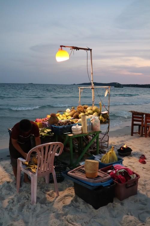 Turismo de Tailandia - Atardecer en Samet