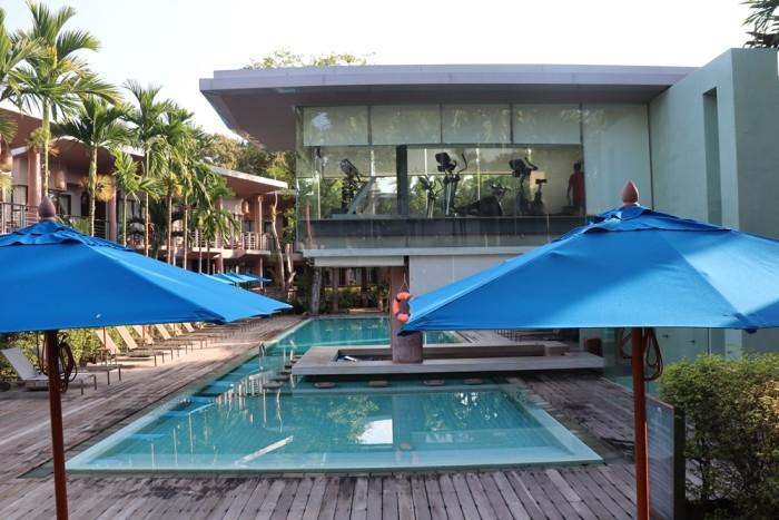 Turismo de Tailandia - Piscina Sai Kaev