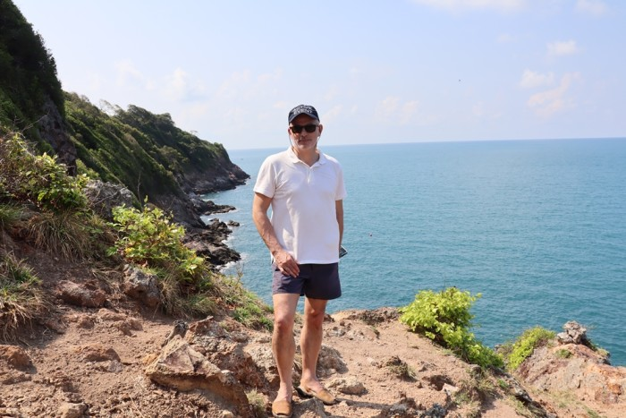 Turismo de Tailandia - Senderismo en Samet