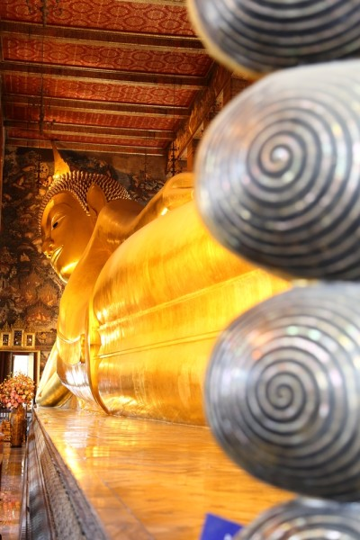 Turismo de Tailandia - Alvaro Arriba - Buda Reclinado