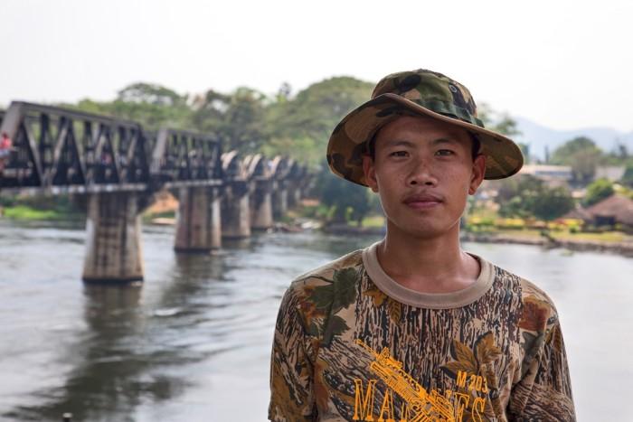 Turismo de Tailandia - Alvaro Arriba - Rio Kwai