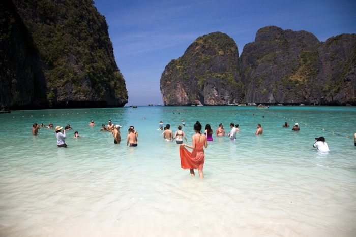 Turismo de Tailandia - Alvaro Arriba