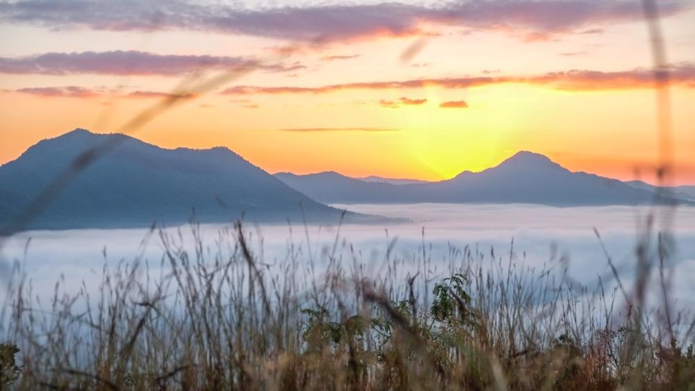 Phu Thok (Loei) y su mar de niebla