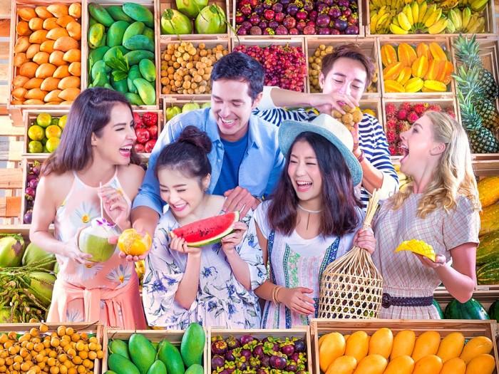 Thai Fruits, Bangkok