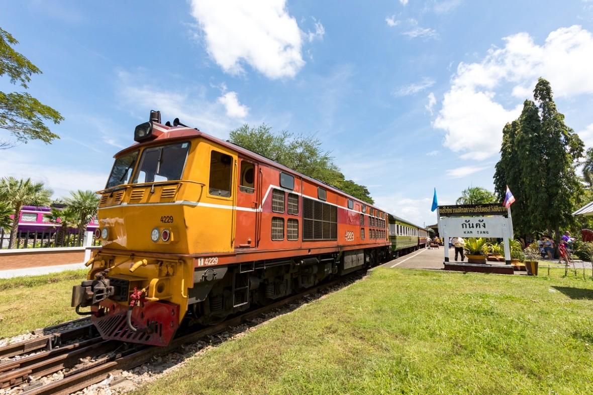 Kantang Railway Station, Trang