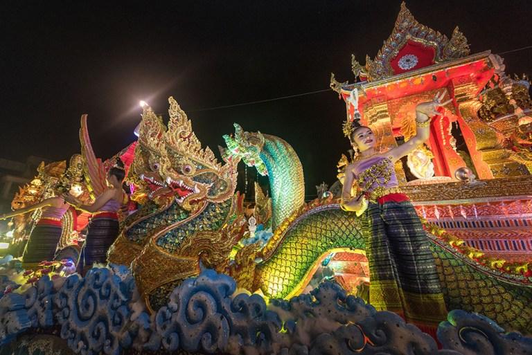 Loi Krathong_Yi Peng_Chiang Mai