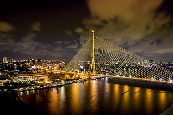 Bangkok noche - night