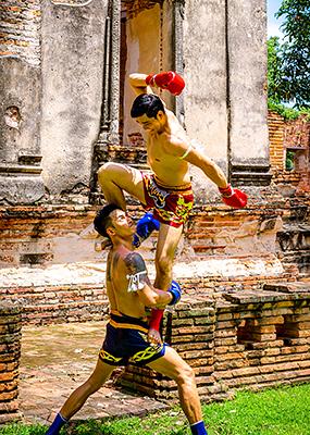 Tailandia, la cuna de Muay Thai