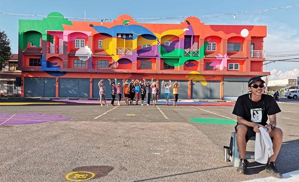 ASEAN Pop Culture: las coloridas casas de Trat