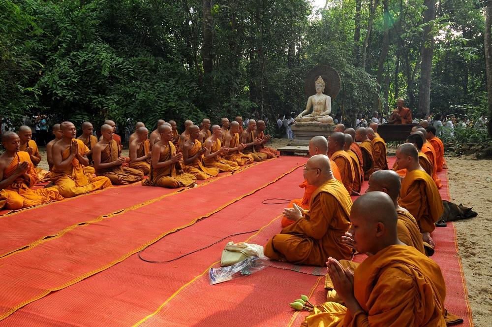 Wat Suan Mokkh Surat Thani
