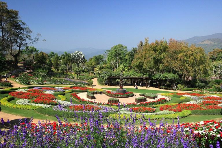 Jardin Mae Fah Luang