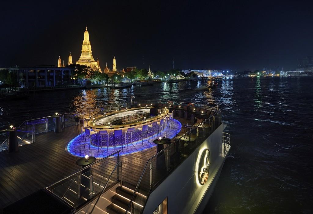 Saffron Cruise - Bayan Tree Bangkok