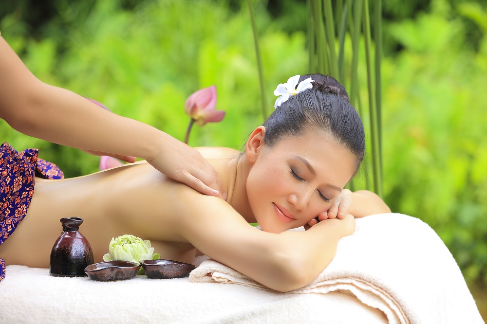 Anantara Spa, Anantara Golden Triangle Elephant Camp & Resort, Chiang Rai