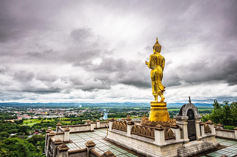 Nan-Wat Phrathat Khao Noi