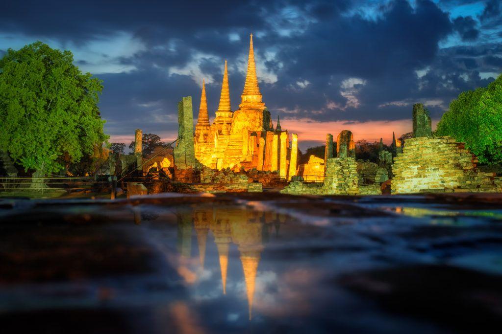 Wat Phra Sri Sanphet | Shutterstock